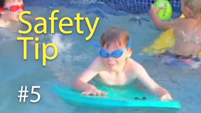 Safety Tip 5