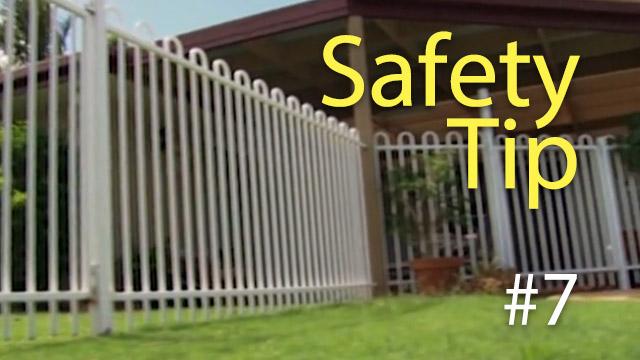 Safety Tip 7